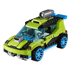 Lego Creator Rocket Rally Car 31074 - Thumbnail