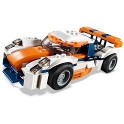 Lego Creator Sunset Track Racer 31089 - Thumbnail