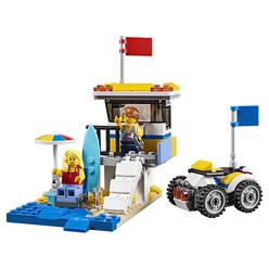 Lego Creator Sunshine Surfer Van 31079 - Thumbnail