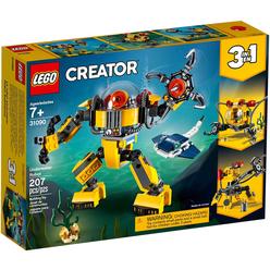 Lego Creator Underwater Robot 31090 - Thumbnail
