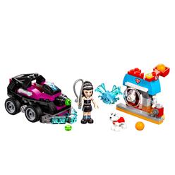 Lego DC Super Hero Girls Lashina Tank 41233 - Thumbnail