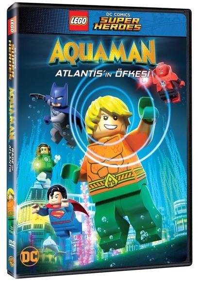 Lego Dc Super Heroes: Aquman - Atlantis'in Öfkesi - DVD