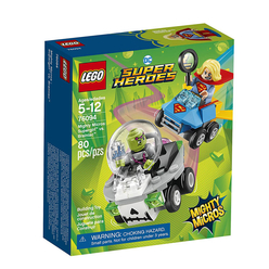Lego DC Super Heroes Mighty Micros: Supergirl vs. Brainiac 76094 - Thumbnail