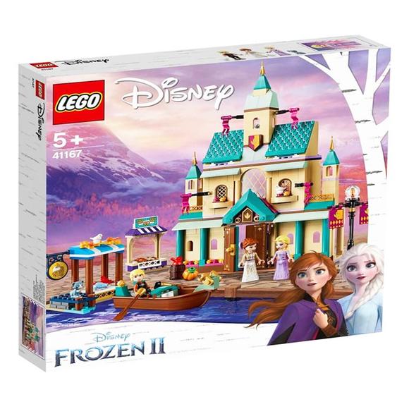 Lego Disney Frozen Arendelle Köyü 41167