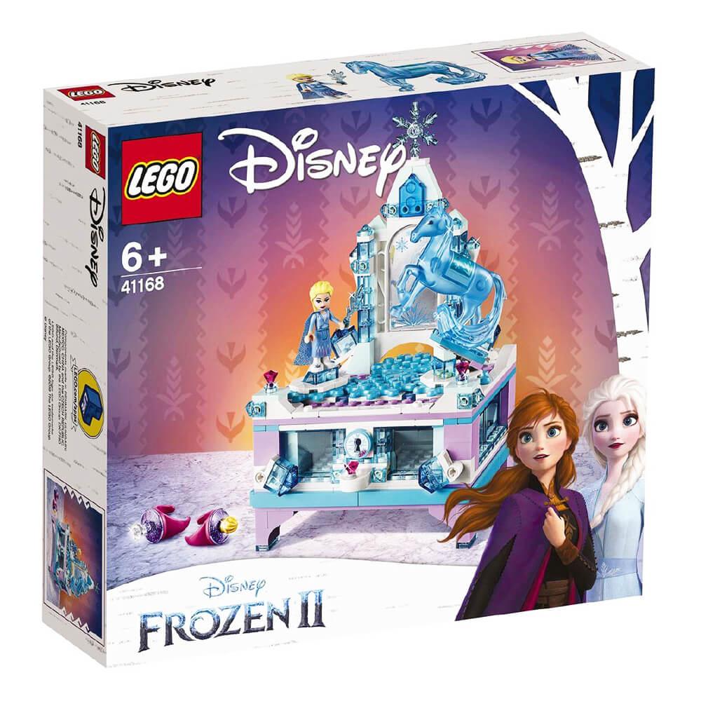 lego disney frozen elsa nin taki kutusu 41168