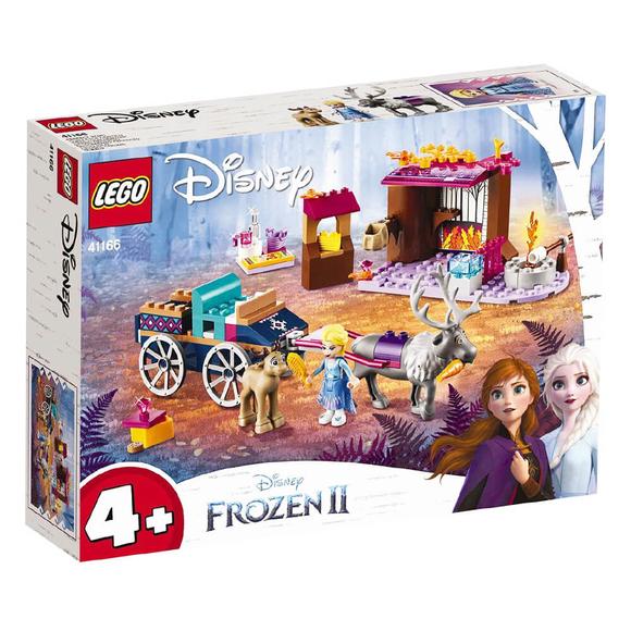 Lego Disney Frozen Elsa'nın Vagonu 41166