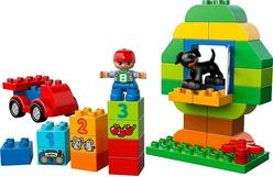 Lego Duplo All in One Box of Fun 10572 - Thumbnail