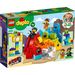 Lego Duplo Emmet And Lucy's Visitors From The Duplo Planet 10895 - Thumbnail