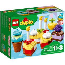 Lego Duplo My First Celebration 10862 - Thumbnail