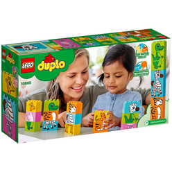 Lego Duplo My First Fun Puzzle 10885 - Thumbnail