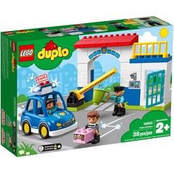Lego Duplo Police Station 10902 - Thumbnail