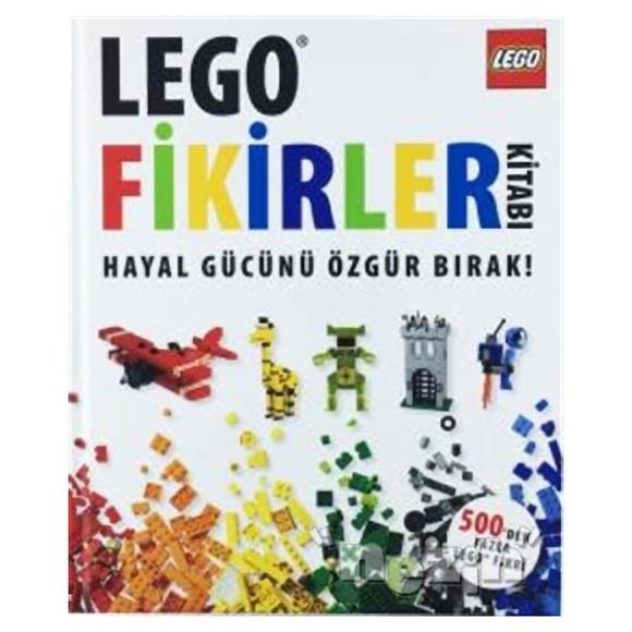 Lego Fikirler Kitabı