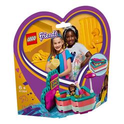 LegoFriendsAndrea'nın Yaz Kalp Kutusu 41384 - Thumbnail