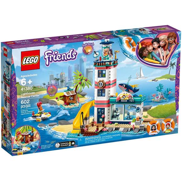 LegoFriendsDeniz Feneri Kurtarma Merkezi 41380