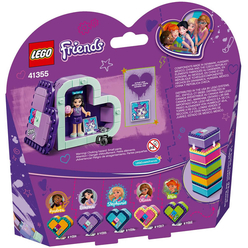 Lego Friends Emma's Heart Box 41355 - Thumbnail