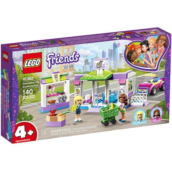 LegoFriendsHeartlake City Süpermarketi 41362