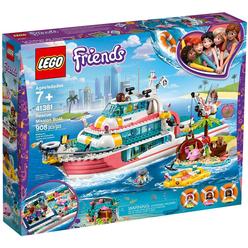 LegoFriendsKurtarma Görevi Teknesi 41381 - Thumbnail