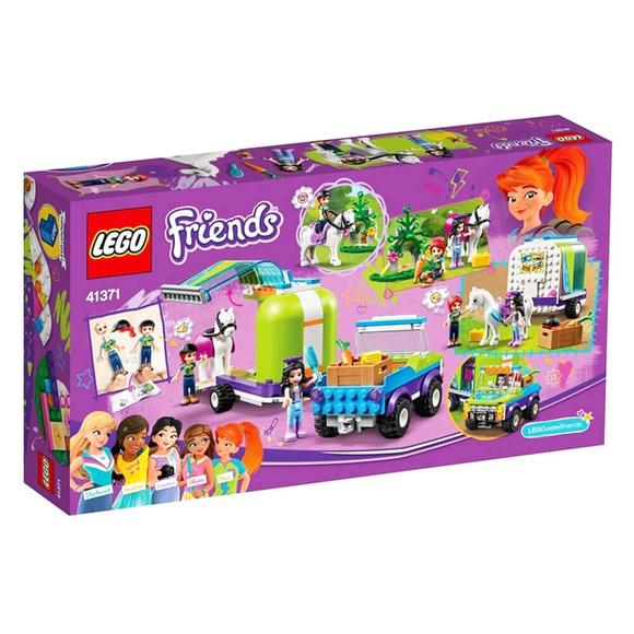 LegoFriendsMia'nın At Römorku 41371