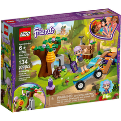 Lego Friends Mia's Forest Adventure 41363 - Thumbnail