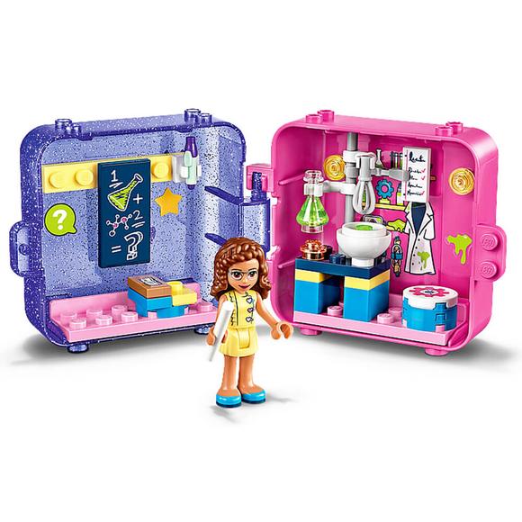 Lego Friends Olivias Cubes 41402