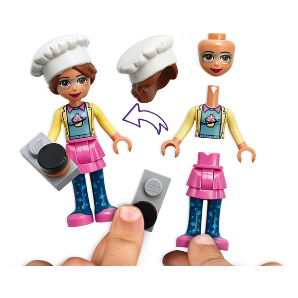 Lego Friends Olivia's Cupcake Cafe 41366