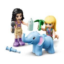 Lego Friends Yavru Fil Kurtarma Operasyonu 41421 - Thumbnail
