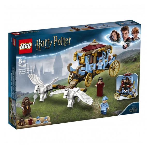 Lego Harry Potter Beauxbatons Arabası: Hogwarts'a Varış 75958