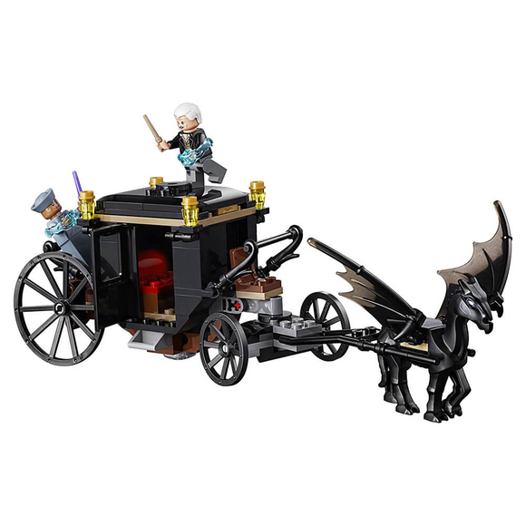 Lego Harry Potter Grindelwalds Escape 75951