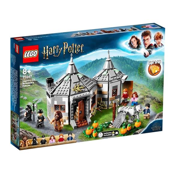 LegoHarry Potter Hagrid'in Kulübesi: Şahgaga'nın Kurtuluşu 75947