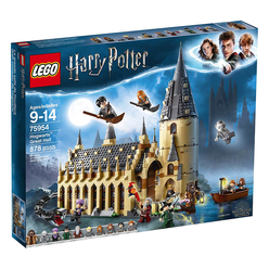 Lego Harry Potter Hogwarts Great Hall 75954 - Thumbnail