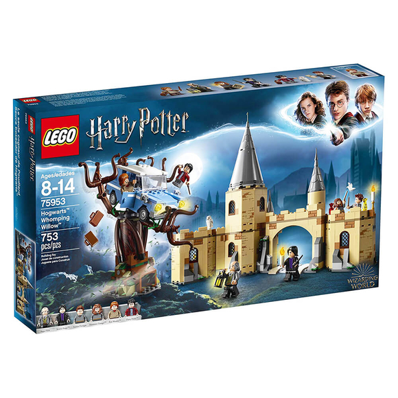 Lego Harry Potter Hogwarts Willow 75953