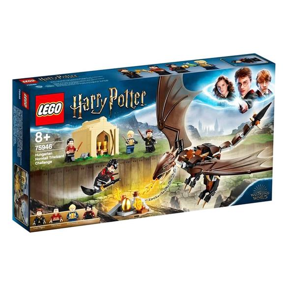 LegoHarry Potter Macar Boynuzkuyruk Üç Büyücü Turnuvası 75946