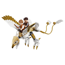 Lego Harry Potter Newts Case of Creatures 75952 - Thumbnail