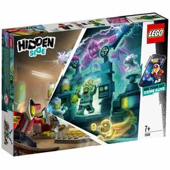 Lego Hidden Side J.B.'nin Hayalet Laboratuvarı 70418 - Thumbnail