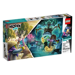 Lego Hidden Side Mezarlık Gizemi 70420 - Thumbnail