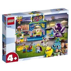 Lego Juniors Toy Story 4 Buzz & Woody's Carnival Mania 10770 - Thumbnail