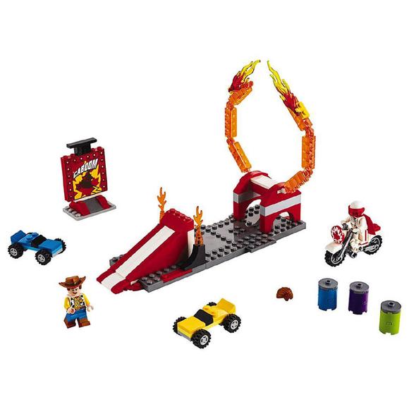 Lego Juniors Toy Story 4 Duke Caboom'un Stunt Show 10767