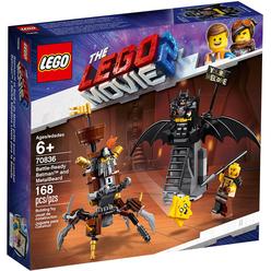 Lego Movie 2 Battle-Ready Batman and MetalBeard 70836 - Thumbnail