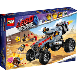 Lego Movie 2 Emmet and Lucy's Escape Buggy 70829 - Thumbnail