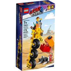 Lego Movie 2 Emmet's Thricycle 70823 - Thumbnail