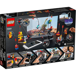Lego Movie 2 Movie Maker 70820 - Thumbnail