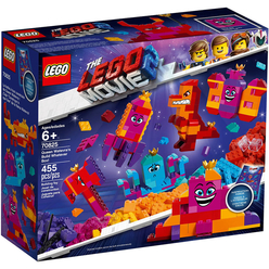 Lego Movie 2 Queen Watevra's Build Whatever Box 70825 - Thumbnail