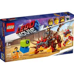Lego Movie 2 Ultrakatty & Warrior Lucy 70827 - Thumbnail