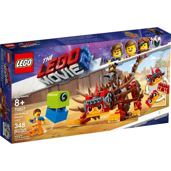 Lego Movie 2 Ultrakatty & Warrior Lucy 70827