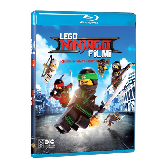 Lego Ninjago - DVD