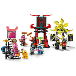 Lego Ninjago Gamers Market 71708 - Thumbnail