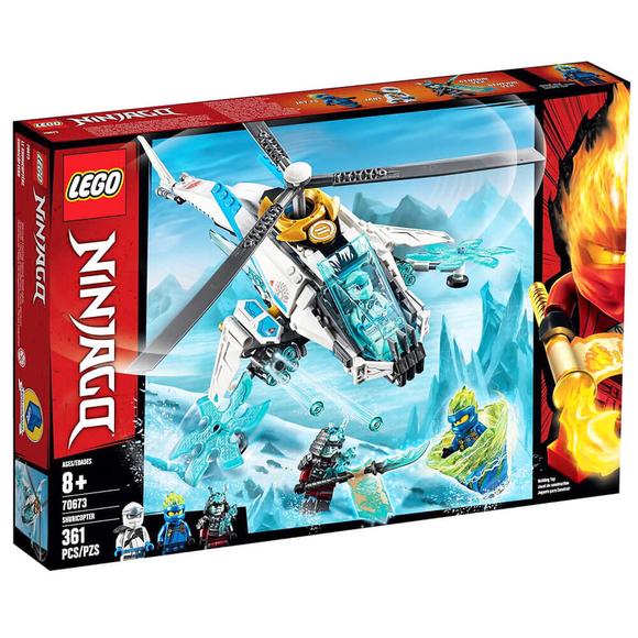 Lego NinjagoShuriKopter 70673