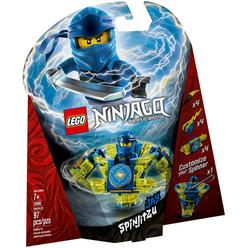 Lego Ninjago Spinjitzu Jay 70660 - Thumbnail