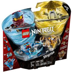 Lego Ninjago Spinjitzu Nya & Wu 70663 - Thumbnail