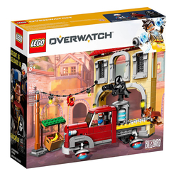 Lego Overwatch Dorado Showdown V29 75972 - Thumbnail